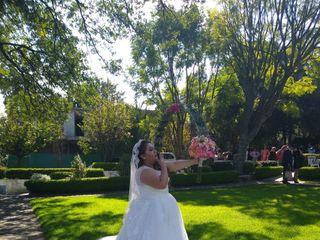 La boda de Gilberto y Nancy 1