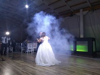 La boda de Gilberto y Nancy