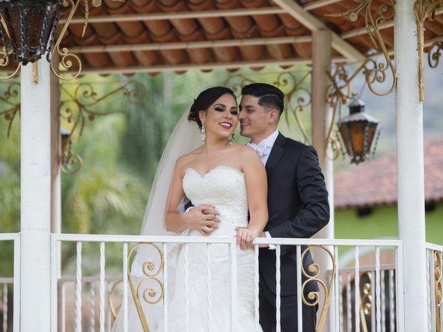 La boda de Michelle y Bertín