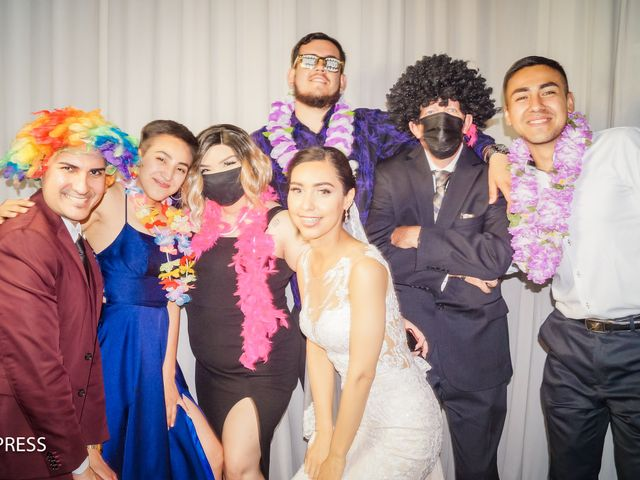La boda de Mesach y Karla en Tijuana, Baja California 9