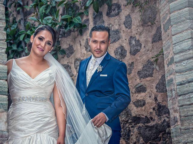 La boda de Mayra y Luis