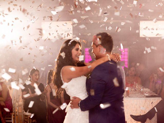 La boda de Karen y Denis