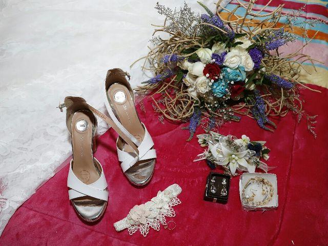 La boda de Alex y Montse en Amealco de Bonfil, Querétaro 1