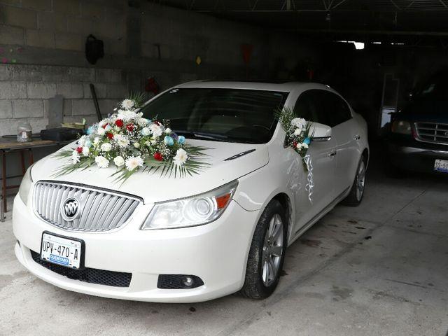 La boda de Alex y Montse en Amealco de Bonfil, Querétaro 2