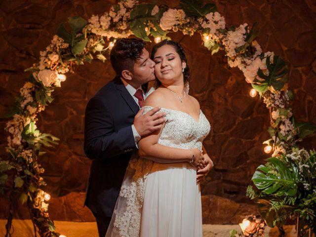 La boda de Josellyn y Miguel