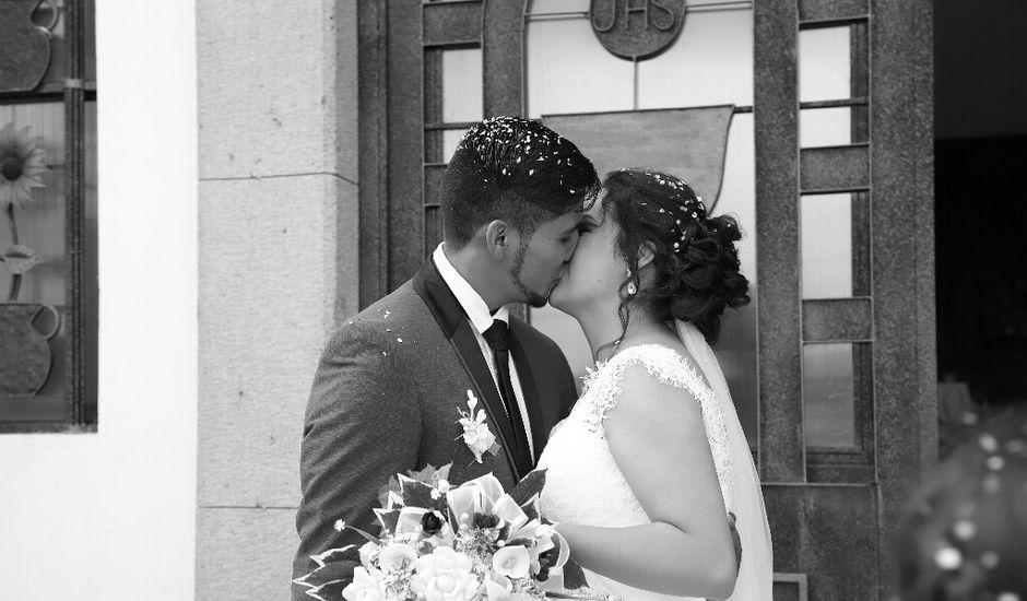 La boda de Alex y Montse en Amealco de Bonfil, Querétaro