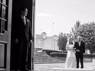La boda de Gisela   y Daniel  1