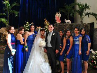 La boda de Itzel  y Luis  2