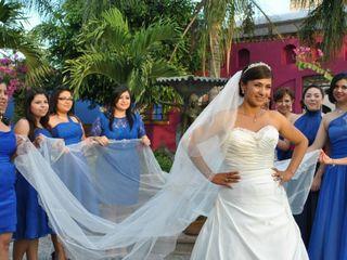 La boda de Itzel  y Luis  3