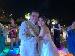 La boda de Verónica y David