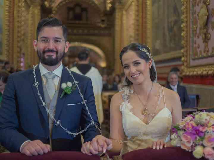 La boda de Ale y Alex