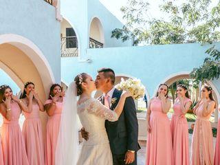La boda de Ester y Daniel  2