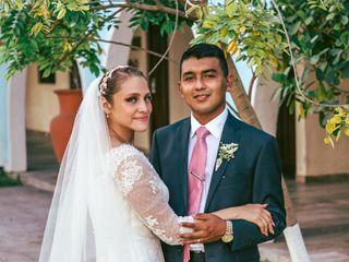 La boda de Ester y Daniel  3
