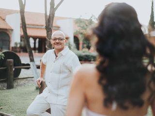 La boda de Marcela y Nicolas 1