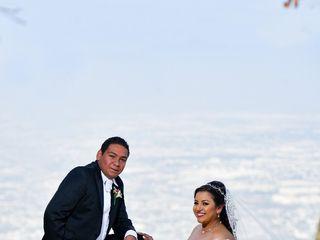 La boda de Cynthia  y Felipe 1