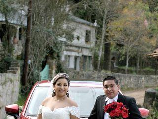 La boda de Cynthia  y Felipe 2