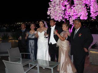 La boda de Cynthia  y Felipe 3