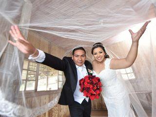 La boda de Cynthia  y Felipe