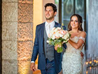 La boda de Ma. Pia y José