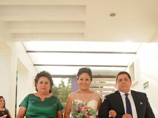 La boda de Areli y Ricardo 3