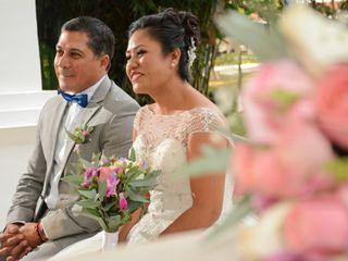 La boda de Areli y Ricardo