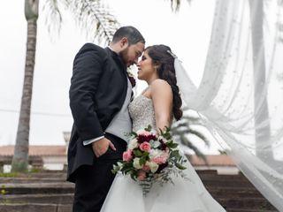 La boda de Nancy y Ernesto 1