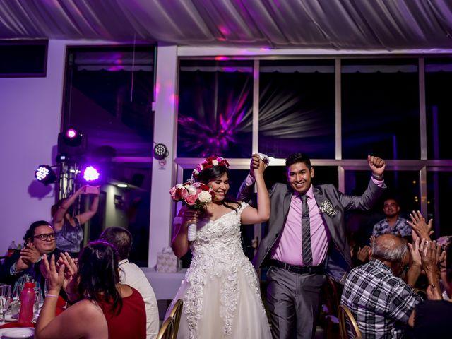 La boda de Irais y Pedro