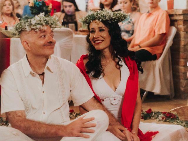 La boda de Marcela y Nicolas