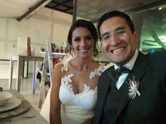 La boda de Ricardo y Jesica