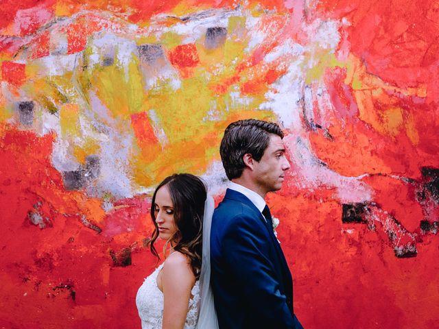La boda de Paulina y Shawn