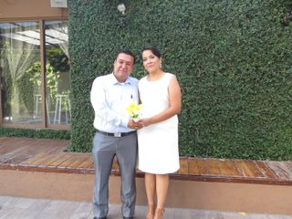 La boda de Lilian y Julio