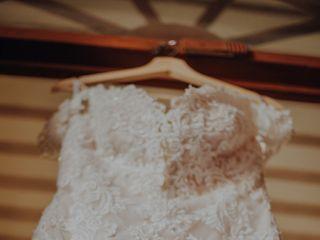 La boda de Cherita y Evan 1