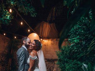 La boda de Cherita y Evan