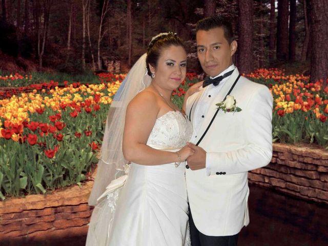 La boda de Montserrat y César