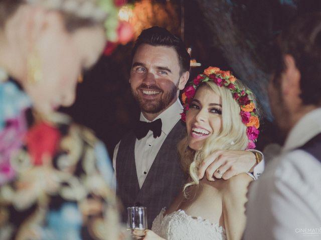 La boda de Mariana y Stuart