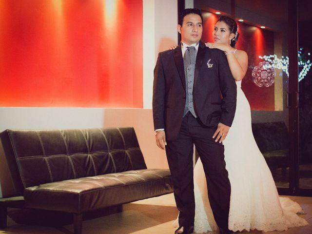 La boda de Berenice y Ricardo