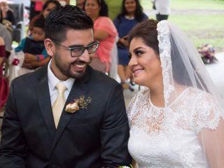 La boda de Leyla y Selain