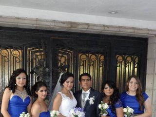 La boda de Adrian  y Yaneri  3