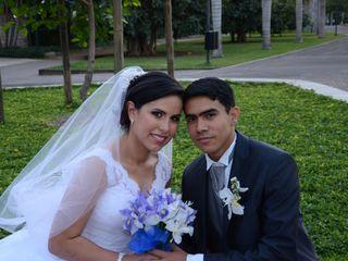 La boda de Adrian  y Yaneri