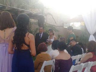 La boda de Erika y Jorge Antonio 2