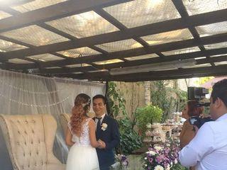 La boda de Erika y Jorge Antonio 3