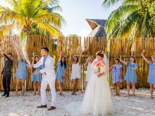La boda de Pay y Jess
