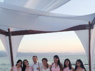 La boda de Jessica y Luis 1