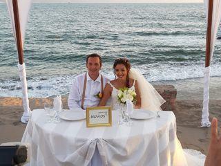 La boda de Jessica y Luis