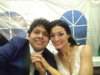 La boda de Miryam Cristina  y Uriel