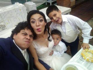 La boda de Miryam Cristina  y Uriel 2