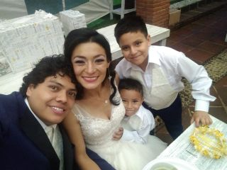 La boda de Miryam Cristina  y Uriel 3