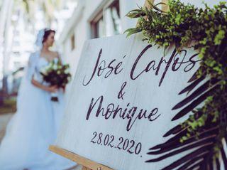 La boda de José Carlos y Monique 1