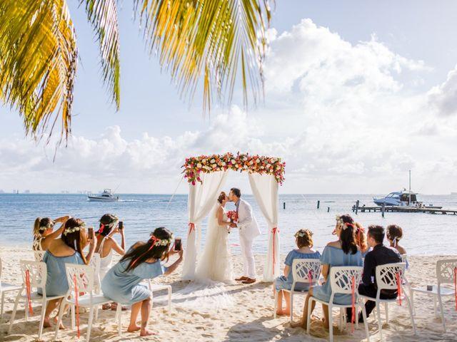 La boda de Jess y Pay en Isla Mujeres, Quintana Roo 1