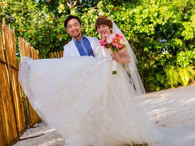 La boda de Jess y Pay en Isla Mujeres, Quintana Roo 2